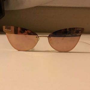Desi Perkins Quay sunglasses